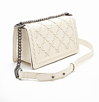 Forever 21 stitched small cross body