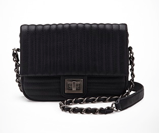 Forever 21 quilted crossbody bag