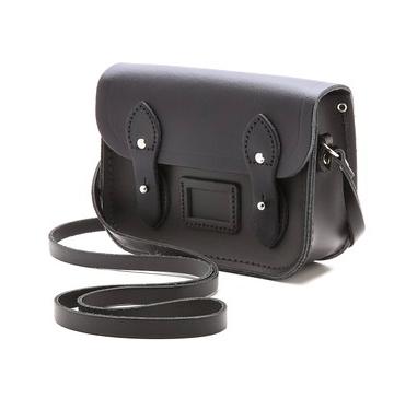 Mini Cambridge satchel