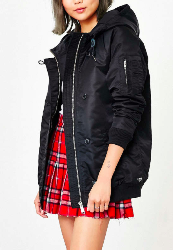Urban Outfitters black jacket