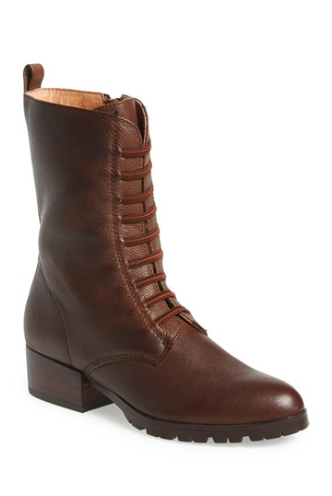 Corso lace up boots