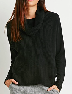 Forever 21 knit turtleneck