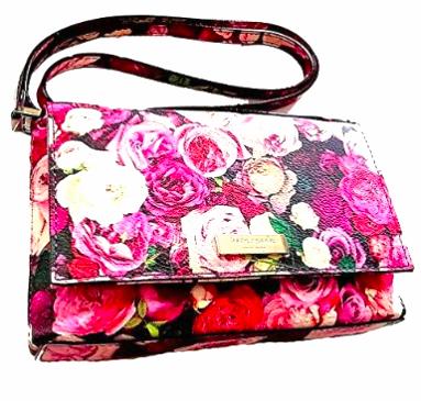 Kate Spade floral crossbody bag
