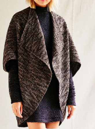 Urban Outfitter cocoon cape