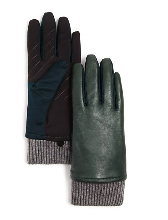 U|R Leather Tech Gloves