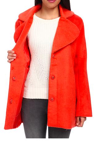 MINKPINK wool coat