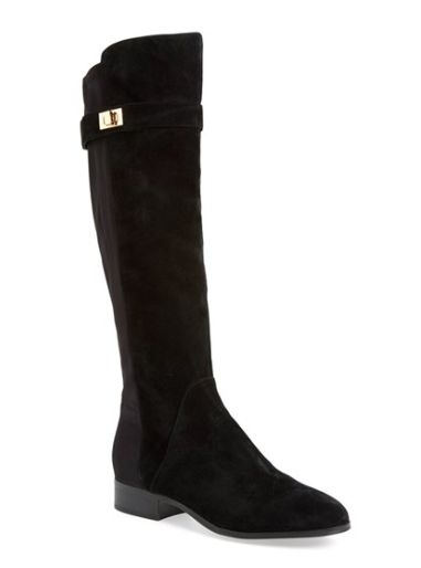 Nicole Miller riding boots
