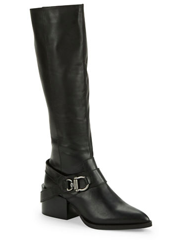 DESIGN LAB LORD & TAYLOR Adelienne Leather Boots