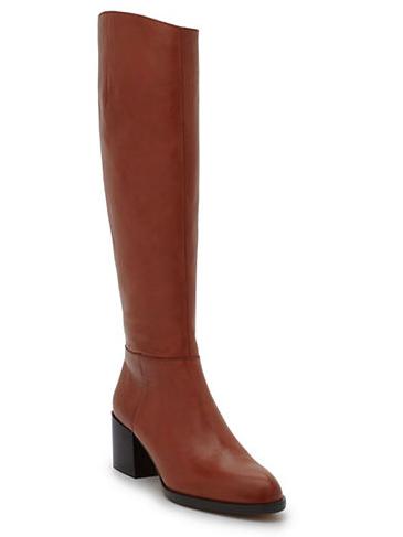 SAM EDELMAN Joelle Leather Boots