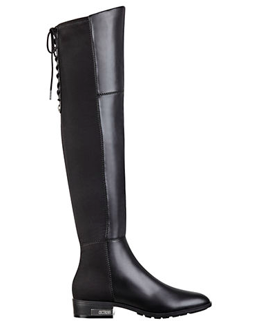 GUESS Zoe Lace-Up Boots