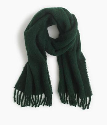 J.Crew wool scarf