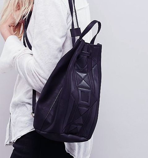 Free People small backpack