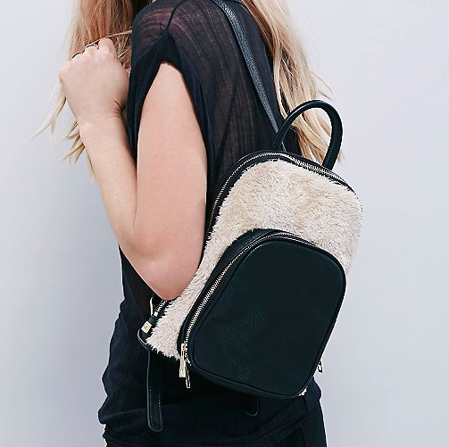 Gracie Roberts small backpack