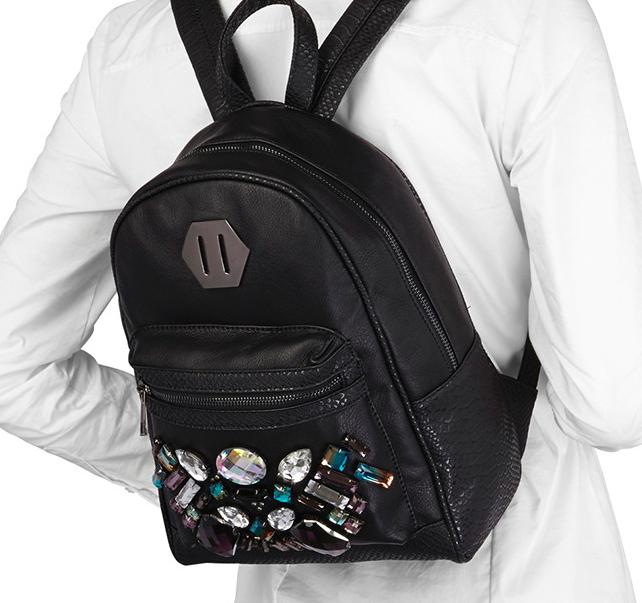 Aldo jewel backpack