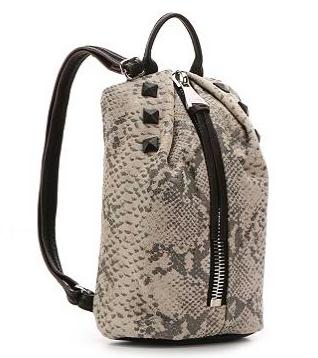 Aimee Kestenberg Jasmine Leather Mini Backpack