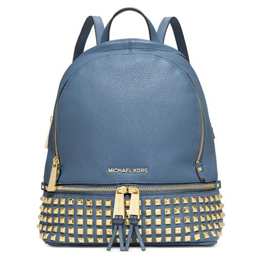 MICHAEL Michael Kors Rhea Studded Backpack