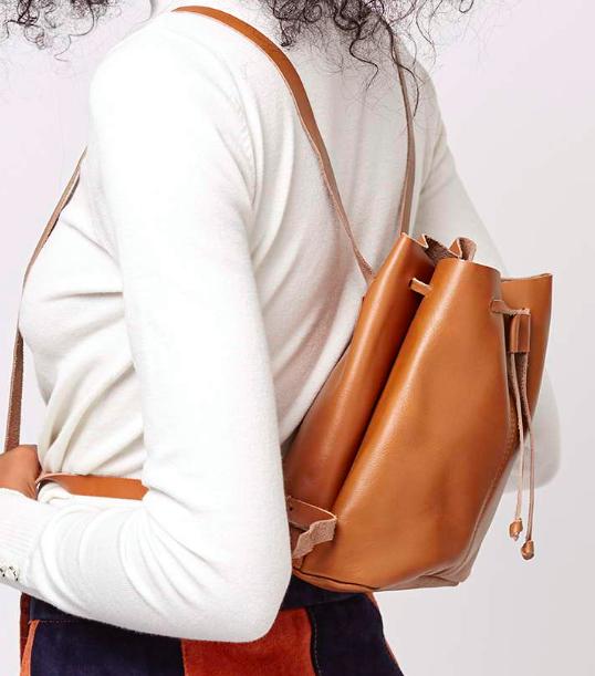 Topshop mini backpack