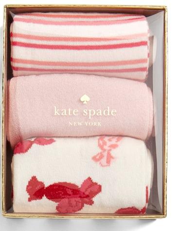 Kate Spade New York sock set