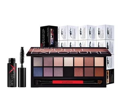 Smashbox eyeshadow set