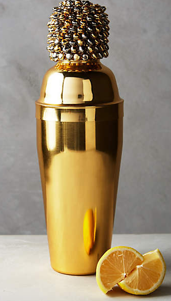Clustered Bell Cocktail Shaker