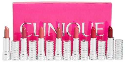 Clinique matte lipstick set
