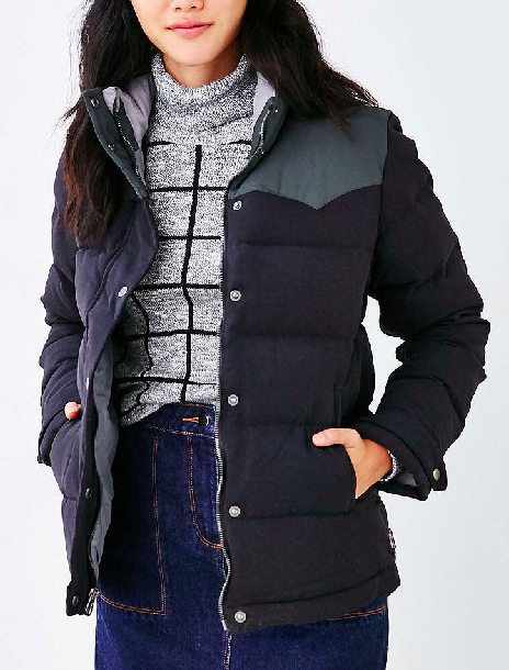 Patagonia Bivy Puffer Jacket