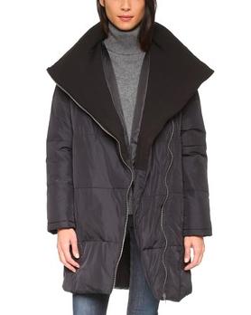 BB Dakota Evans Long Puffer Coat