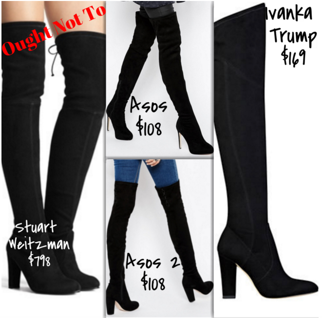 Affordable Over-The-Knee Boots | TrufflesandTrends.com