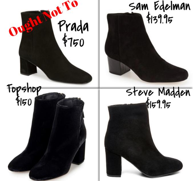 Affordable Ankle Boots | TrufflesandTrends.com