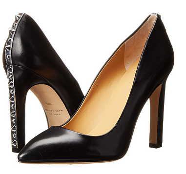 Marc by Marc Jacobs studded heel pump