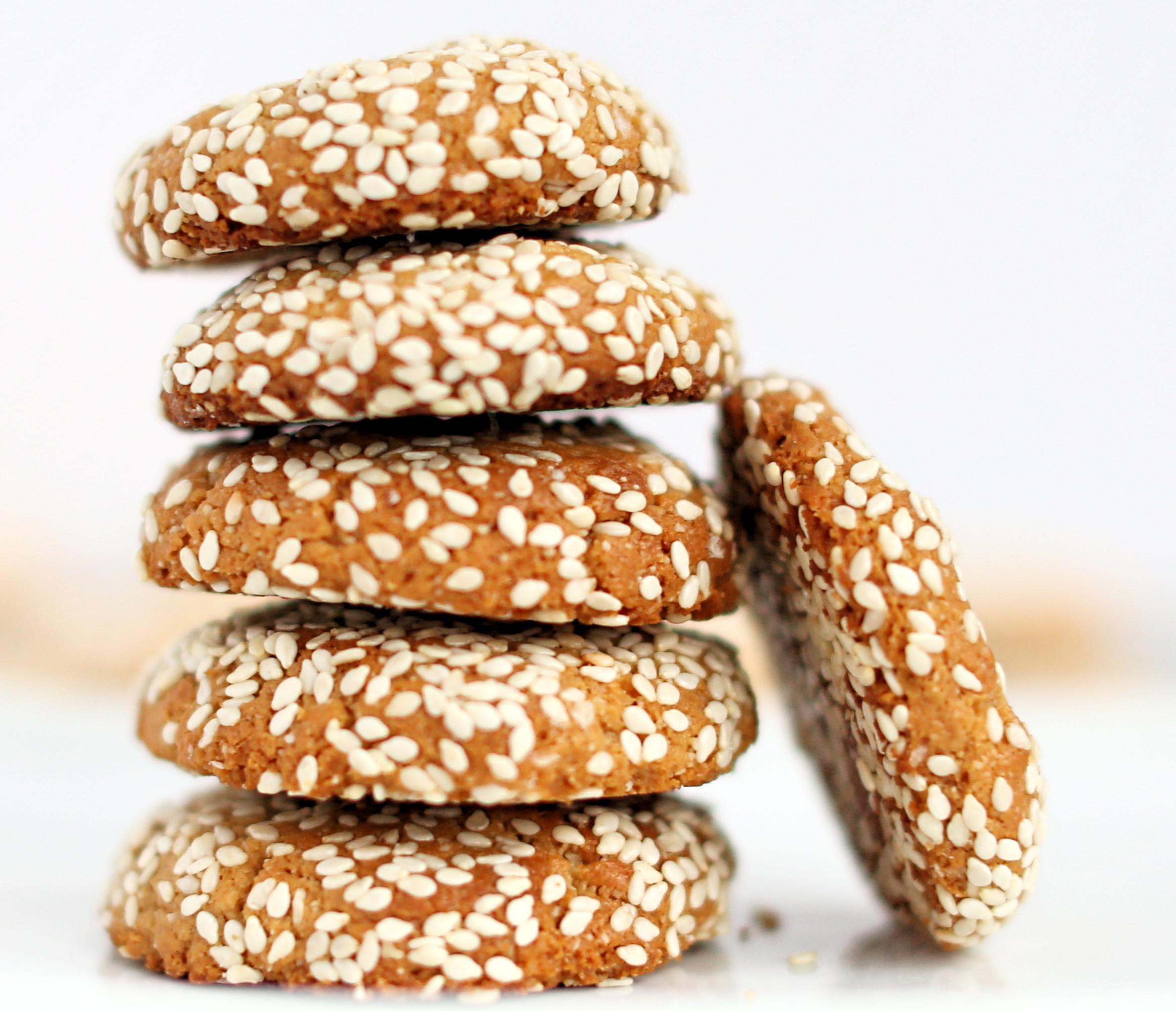 Wholesome Tahini Cookies Gluten-Free | TrufflesandTrends.com