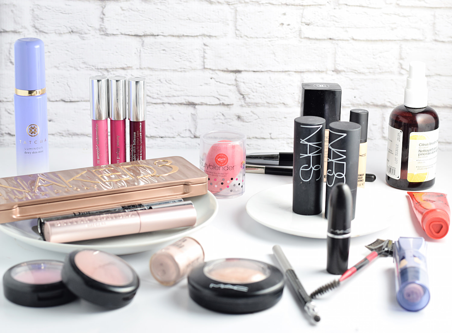 My Current Favorite Makeup Products | TrufflesandTrends.com