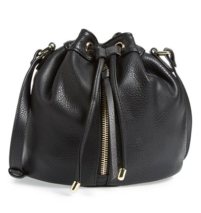 POVERTY FLATS by rian 'Vintage' Bucket Bag