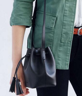 Rachael Ruddick Maslin Pouch Bag