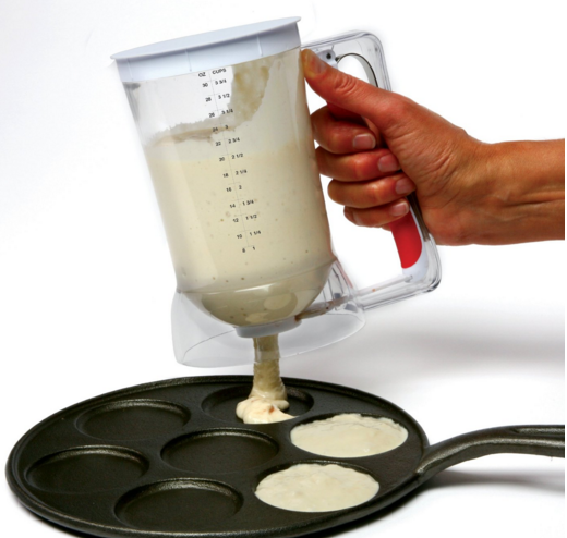 10 Bonus Baking Tools - batter dispenser | TrufflesandTrends.com