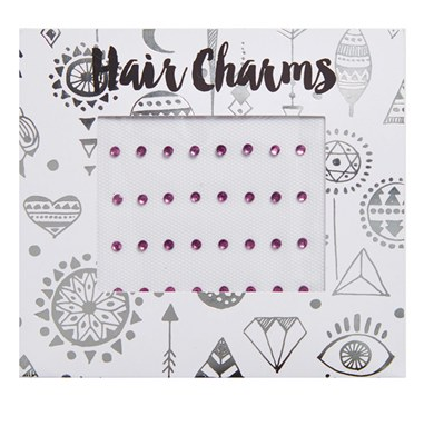 Berry hair charms
