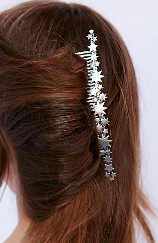 Free People star french comb