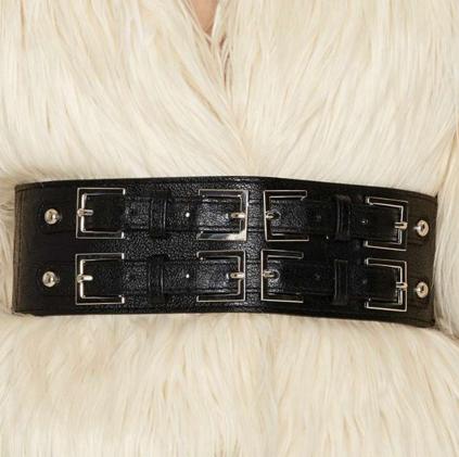 Nasty Gal buckle belt