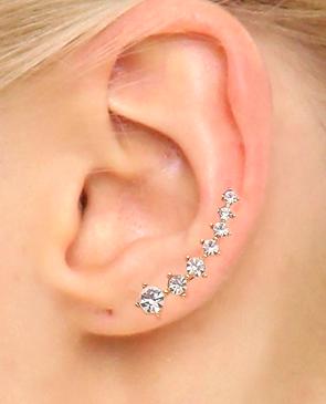 Jules Smith ear cuff