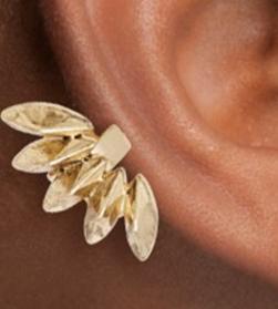 House of Harlow ear cuff