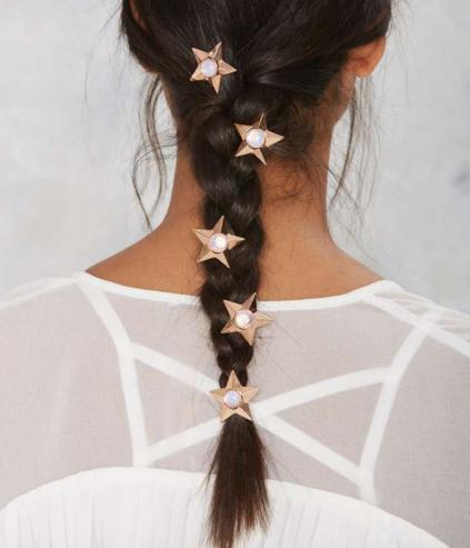 Point of No Return 5-pc Hair Clip Set