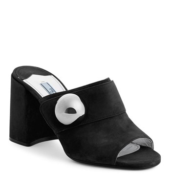 Prada mule sandal