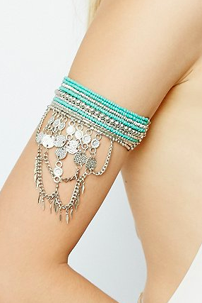 Spring Dreams Upper Armband