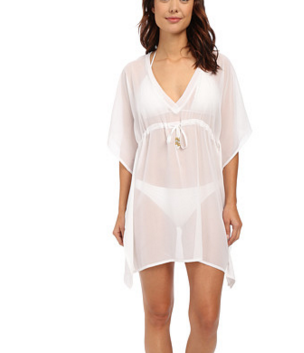 Echo Design Solid Silky Butterfly Cover-Up