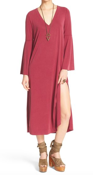 Free People 'Fine Romance' Tunic Dress