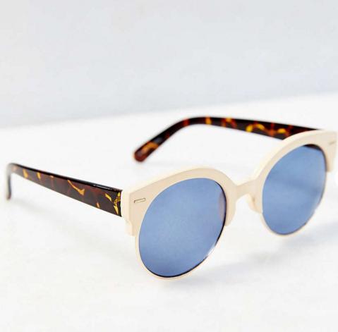UO Festival Round Sunglasses