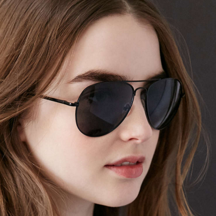 UO Classic Aviator Sunglasses
