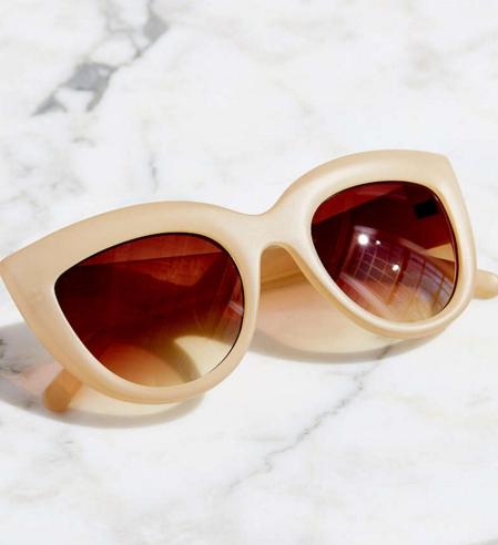 UO Colorfade Cat-Eye Sunglasses