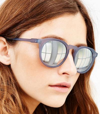 UO Every Day Round Sunglasses
