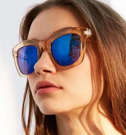 Candy Land Square Sunglasses